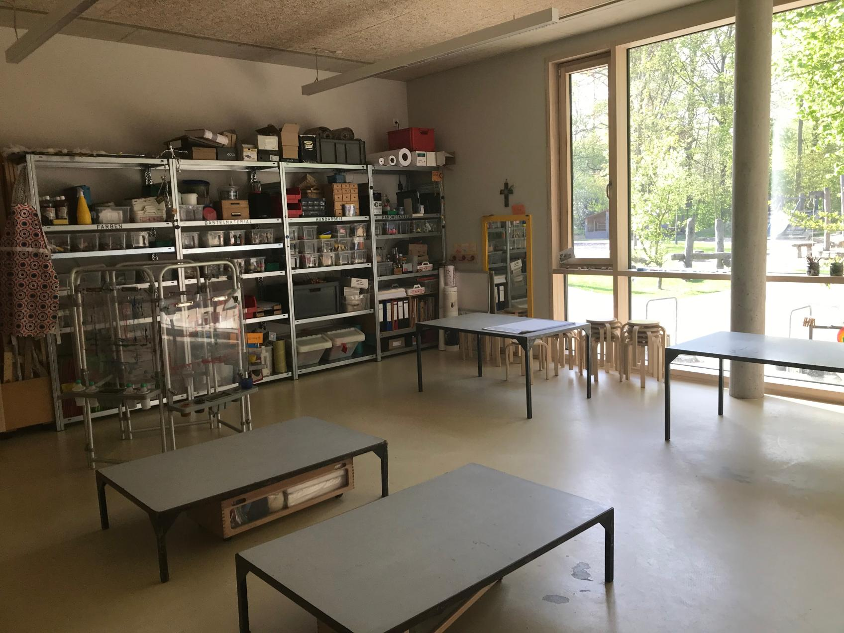Räume | Kindergarten St. Gertrudis in Krefeld-Bockum